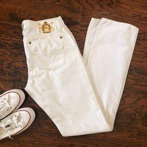 """Ralph Lauren """"Equestrian"""" Linen Blend pants"""